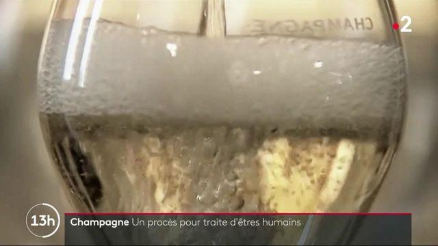 Champagne : un procès pour traite d'êtres humains