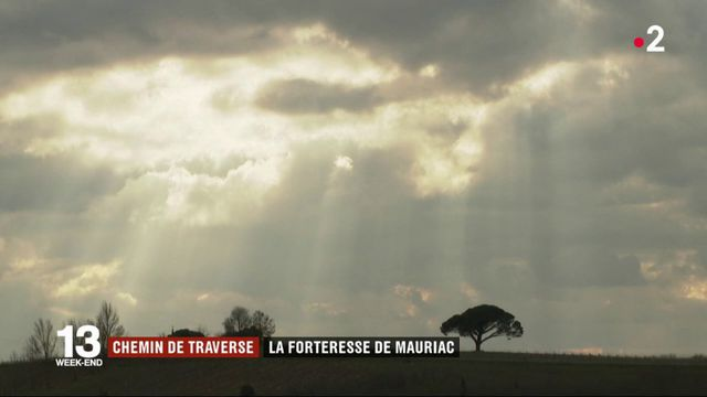 Chemin de traverse : la forteresse de Mauriac