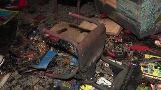 Lille : une école incendiée suscite une vive émotion dans la ville (France 3)