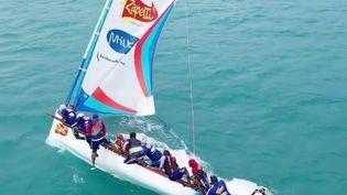 Martinique : les yoles, bateaux emblématiques de l'île, en lice pour entrer au patrimoine de l'UNESCO (France 2)