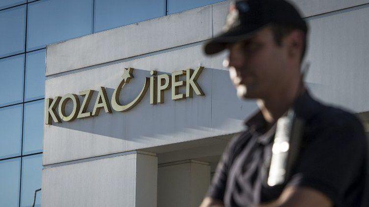 La holding Koza-Ipek est réputée proche de l'imam Fethullah Gülen, devenu «l'ennemi public numéro 1» du chef de l'Etat. (OZGE ELIF KIZIL / ANADOLU AGENCY)