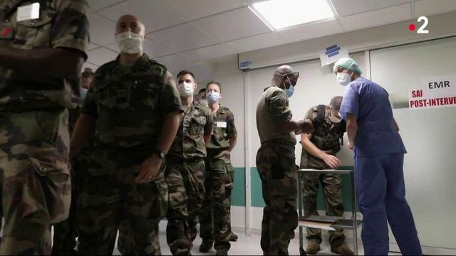 Guadeloupe : l'armée vient épauler les médecins
