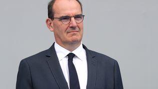 Le Premier ministre Jean Castex, à Paris, 14 juillet 2020. (LUDOVIC MARIN / AFP)