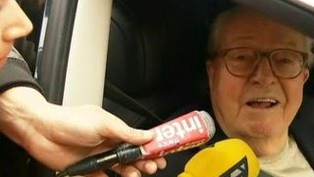 """Retrait du FN de Jean-Marie Le Pen :  """"Pour ça, il faut me tuer !"""" dit-il"""