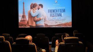 Des festivaliers du French Film Festival (RICHELLE HARRISON)