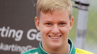 Mick Schumacher, le fils de Michael Schumacher (FREDRIK VON ERICHSEN / DPA)