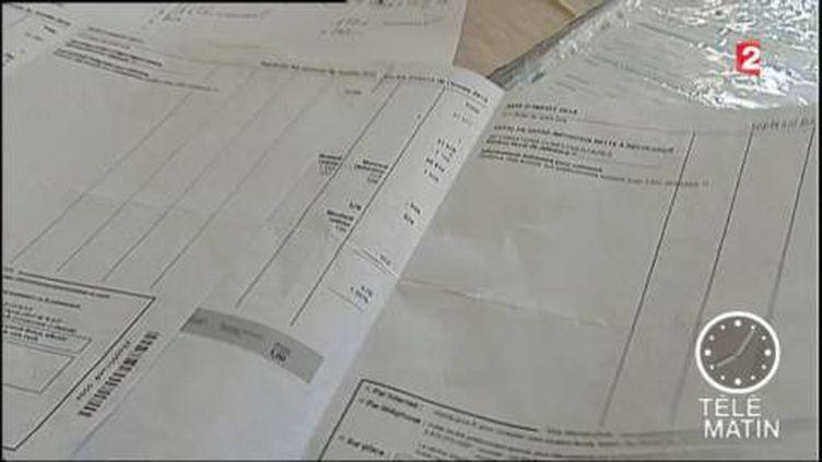 La baisse d'impôts va concerner 5 millions de Français. (FRANCE 2)