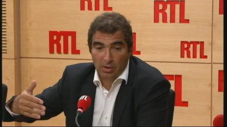 Christian Jacob, patron des députés UMP (RTL)