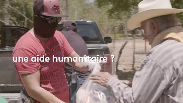 Mexique: les narcotrafiquants viennent en aide à la population