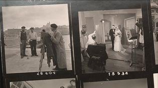 Clichés inédits de Robert Doisneau issus des archives d'un couple d'amis du photographe (Robert Doisneau)