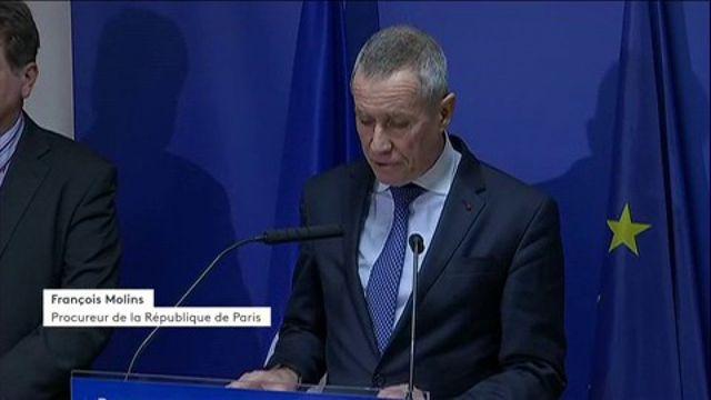 Attaque au Louvre : le procureur de la République de Paris François Molins fait le point sur l'enquête