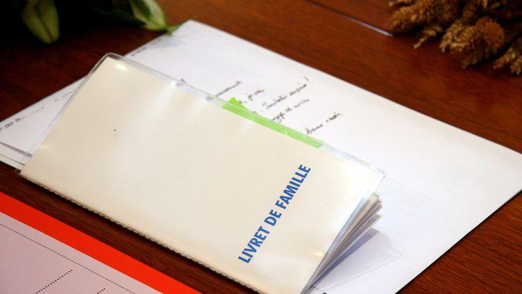 Les actes de naissance de deux enfants nés de GPA à l'étranger vont pouvoir être inscrits sur le livret de famille, avec le nom du père et de la mère porteuse. (  MAXPPP)