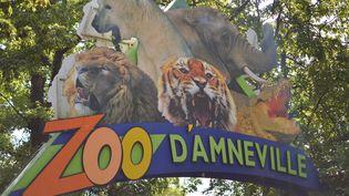 Le zoo d'amneville en Moselle. (VICTOR VASSEUR / FRANCE-INFO)