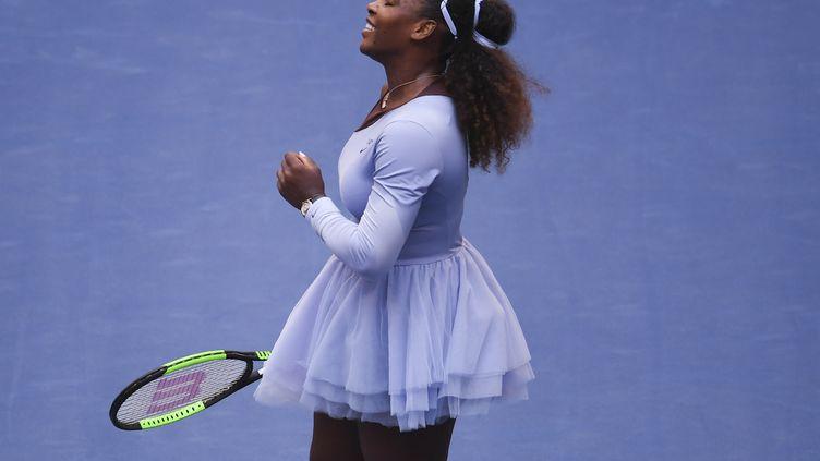 Serena Williams. (DON EMMERT / AFP)