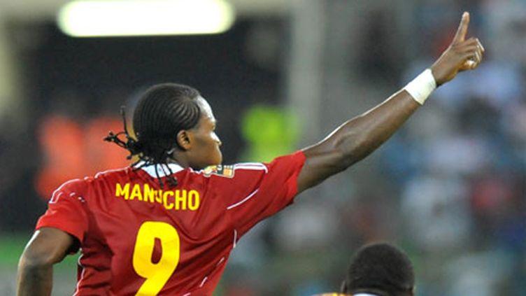 Manucho angola