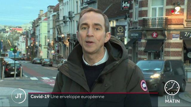 Covid-19 : l'Union européenne met la main à la poche pour lutter contre l'épidémie