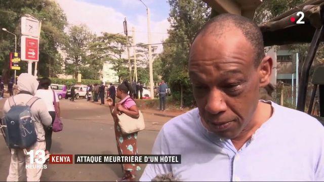 Kenya : l'attaque d'un hôtel par un groupe lié à Al-Qaïda fait 14 morts