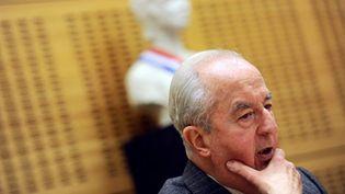 Edouard Balladur (AFP - MIGUEL MEDINA)