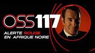 """Extrait de la bande-annonce de """"OSS 117 : Alerte rouge en Afrique noire"""" - Août 2021 (GAUMONT DISTRIBUTION)"""