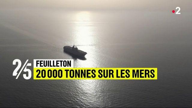 Feuilleton : 20 000 tonnes sur les mers (2/5)