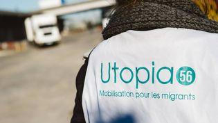 Le réseau d'hébergement citoyen d'Utopia 56, association créée en novembre 2015 en Bretagne pour encadrer du bénévolat sur la jungle de Calais, a été lancé mercredi 3 mai, pour permettre à des réfugiés majeurs et des mineurs étrangers isolés de sortir de la rue. Image d'illustration. (UTOPIA 56)