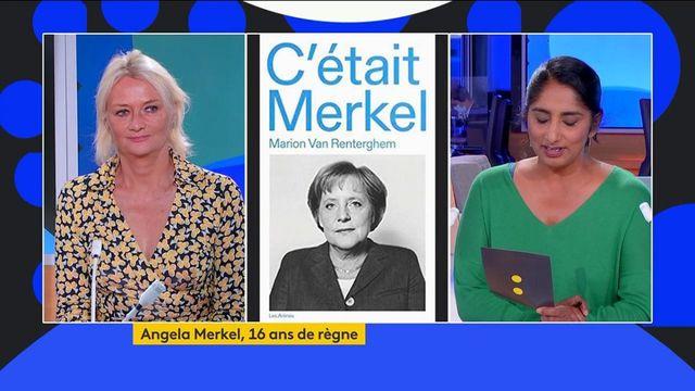 Allemagne : que retenir des 16 ans de règne d'Angela Merkel ?
