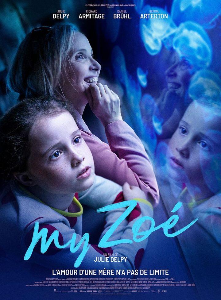 """L'affiche de """"My Zoé"""" de Julie Delpy (2021). (BAC FILMS)"""