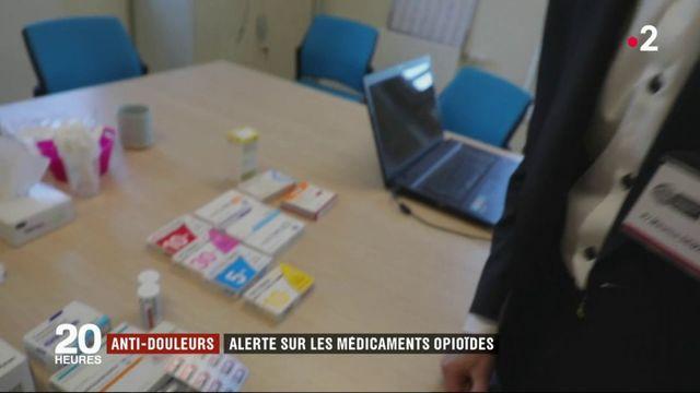 Anti-douleurs : alerte sur les médicaments opioïdes