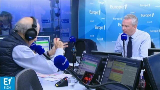 Le candidat à la primaire à droite était l'invité d'Europe 1, lundi.