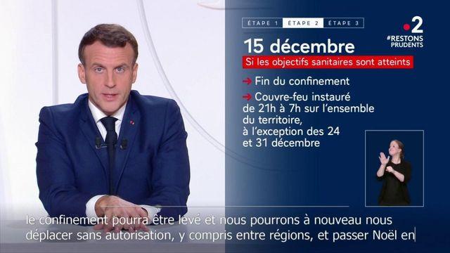 Emmanuel Macron expose la 2e étape et la levée du confinement
