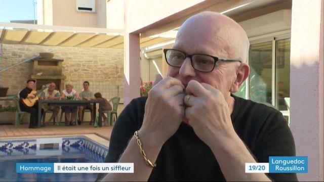 Rencontre avec le siffleur d'Ennio Moricone