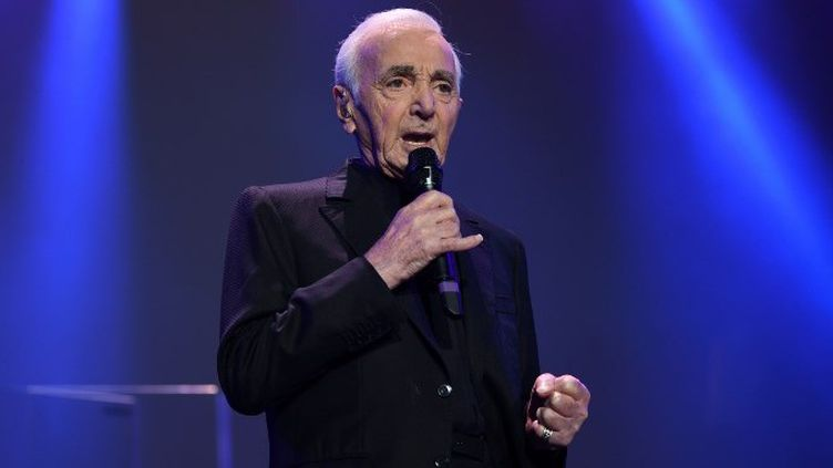 Charles Aznavour (2017)  (Eric FEFERBERG / AFP)