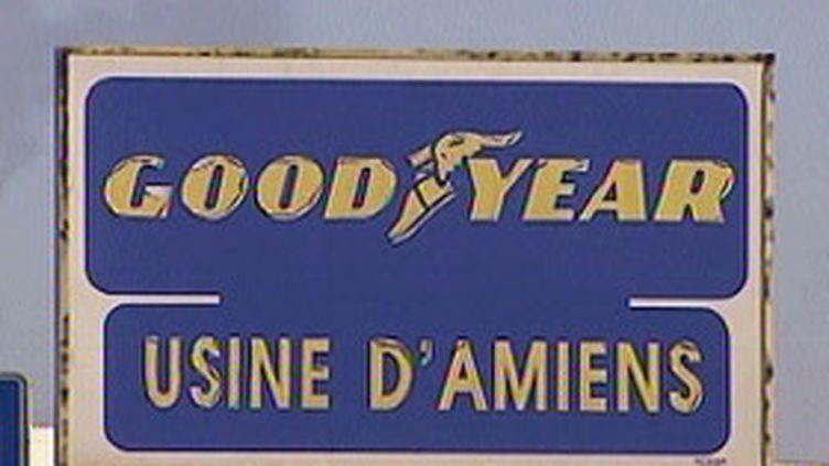 Le plan social de l'usine de pneumatiques de l'usine d'Amiens-Nord prévoit plus de 800 suppressions de postes (© France 3)
