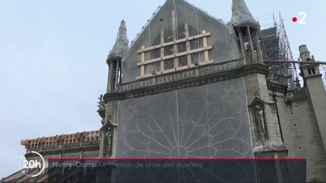 Notre-Dame : le chantier sera bien plus long qu'espéré