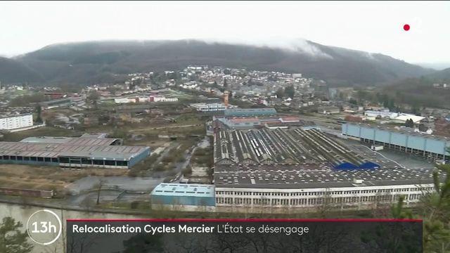 Cycles Mercier : dans les Ardennes, l'État se désengage du projet