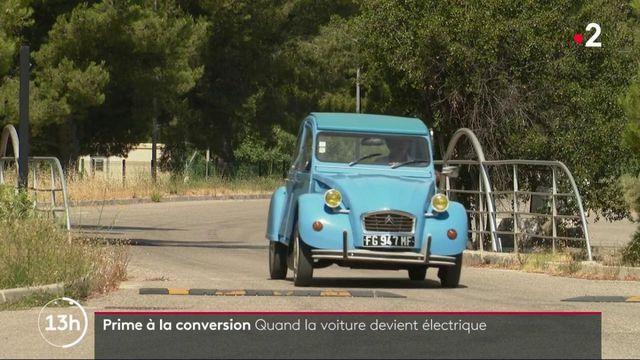 Prime à la conversion : quand la voiture devient électrique