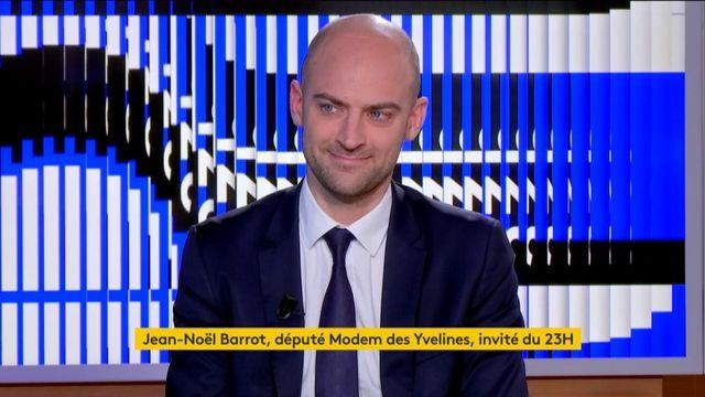 Coronavirus, aide aux entreprises, violences policières : le député Modem Jean-Noël Barrot livre ses vérités