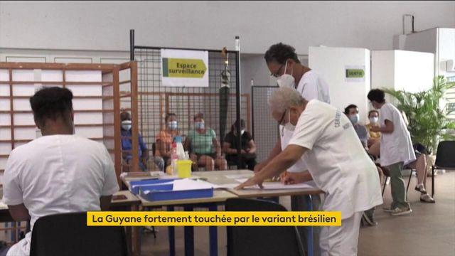 Covid-19 : pourquoi la situation est aussi tendue en Guyane
