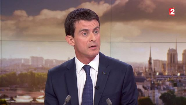 """Attentats de Paris : """"la menace est toujours présente"""" pour Manuel Valls"""