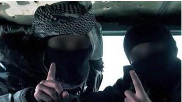 Le projet de loi sur la lutte contre le terrorismeest destiné à freiner les départs de candidats au jihad vers la Syrie. (A. BOULEIS - E. DENIS / FRANCE 2)