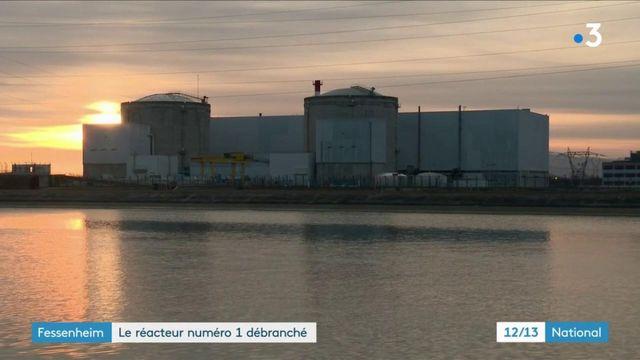 Fessenheim : le réacteur n°1 de la centrale nucléaire débranché