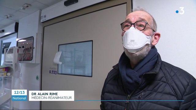 Roubaix : un anesthésiste guérit du Covid remercie ses soignants
