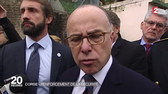 Incidents à Ajaccio : Bernard Cazeneuve promet des renforts de gendarmes et de CRS