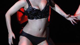 Lady Gaga lors d'un concert à Chiba, au Japon, le 25 juin 2011. (ISSEI KATO / REUTERS)