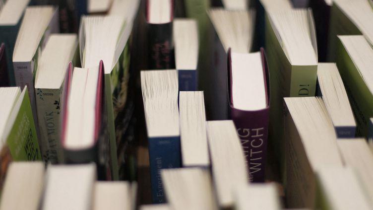 Le livre a une fâcheuse tendance à la surproduction. (DANIEL ROLAND / AFP)