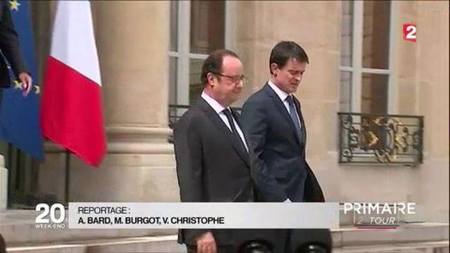 """Présidentielle 2017 : Manuel Valls se """"prépare"""" à une éventuelle candidature"""