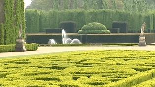 Les jardins du château du Champ de Bataille  (France3/culturebox)