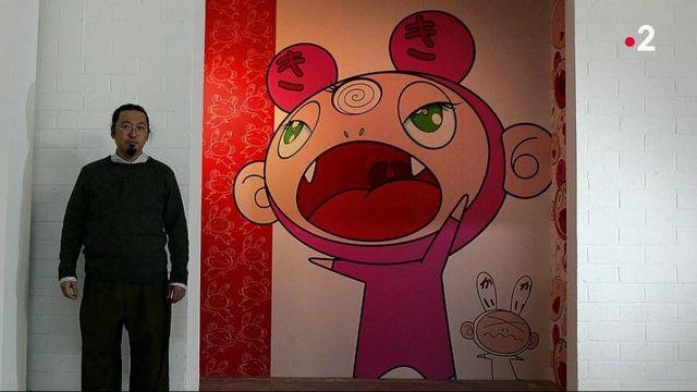 Culture : comment Takashi Murakami a conquis le monde de l'art contemporain