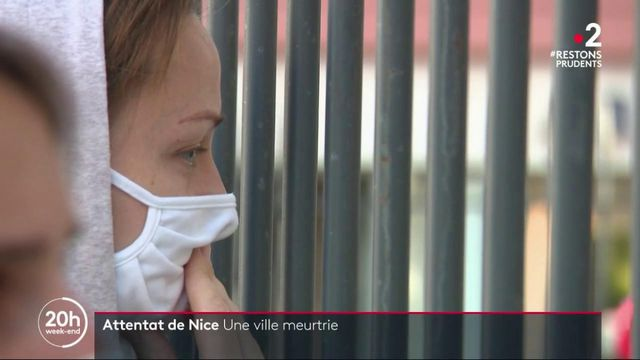Attentat de Nice : une ville profondément endeuillée
