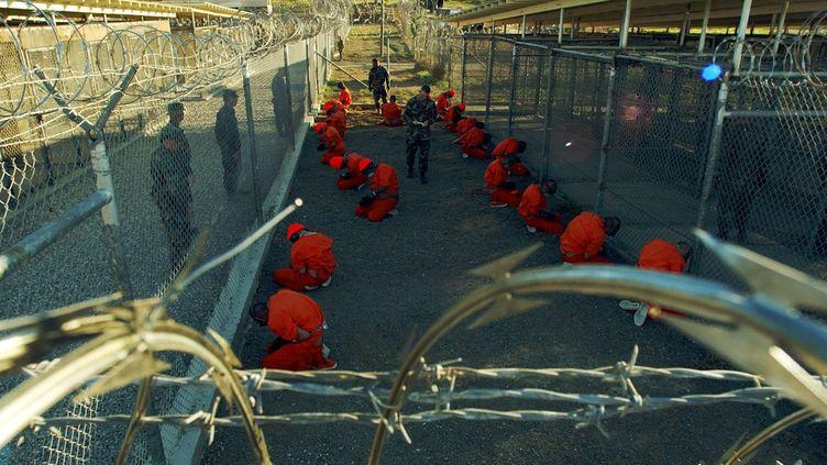 (Le camp de Guantanamo©MAXPPP)